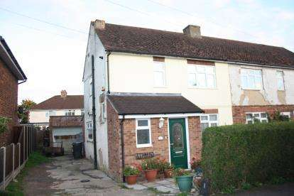 3 Bedrooms Semi Detached House for sale in Coronation Road, Cranfield, Bedford, Bedfordshire
