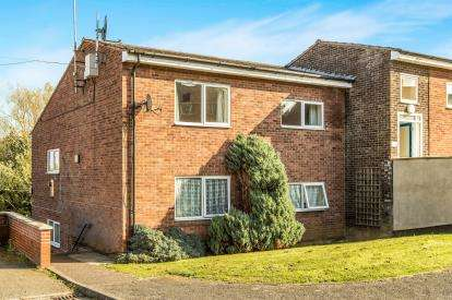 2 Bedrooms Flat for sale in Newbold Close, Banbury, Oxfordshire, N/A