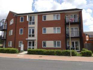 2 Bedrooms Flat for sale in Rye House, Speldhurst Close, Ashford, Kent