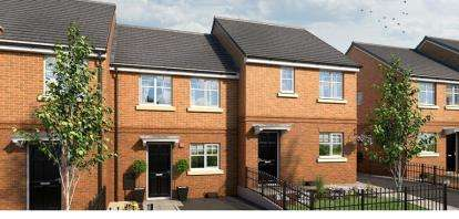 3 Bedrooms Mews House for sale in Cottonfields, Gibfield Park Avenue, Atherton, Manchester