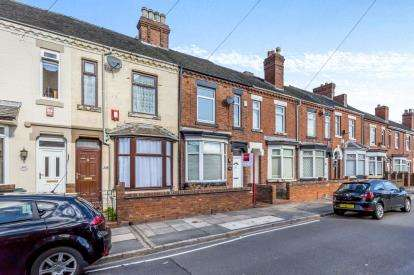 2 Bedrooms Terraced House for sale in Smithpool Road, Fenton, Stoke On Trent, Staffs