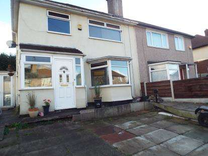 3 Bedrooms Semi Detached House for sale in Lismore Road, Dukinfield, Greater Manchester