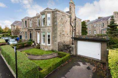 6 Bedrooms Semi Detached House for sale in Queens Road, Stirling