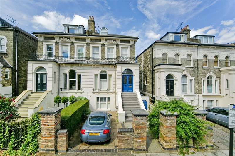 4 Bedrooms Semi Detached House for sale in Penn Road, Islington, N7