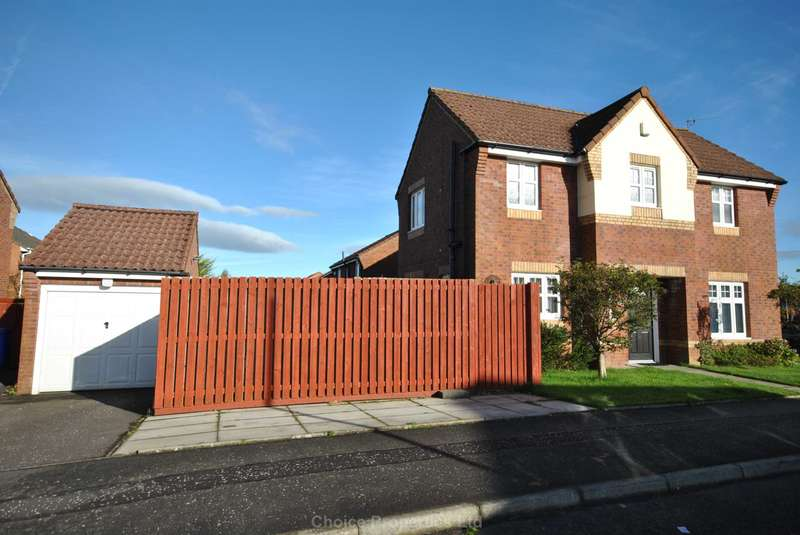 3 Bedrooms Detached House for sale in Eday Cresent, Kilmarnock, KA3 2HJ