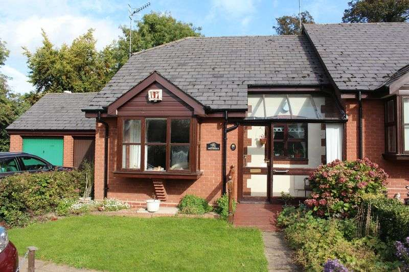 2 Bedrooms Semi Detached Bungalow for sale in KINGSWINFORD, Park Lane