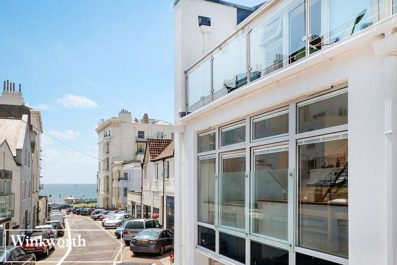 4 Bedrooms Terraced House for sale in St Johns Road, Hove, East Sussex, BN3