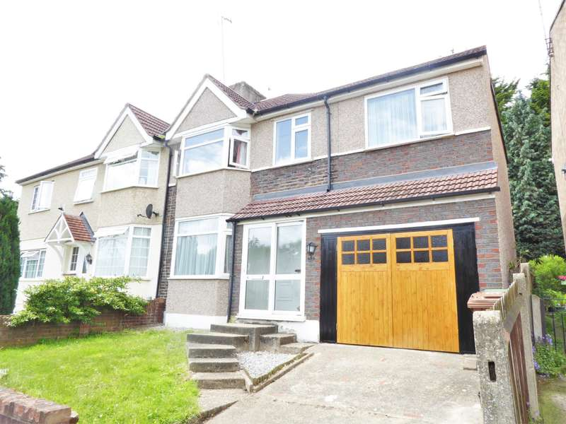 4 Bedrooms Semi Detached House for sale in Martens Avenue , Bexleyheath, Kent , DA7 6BB