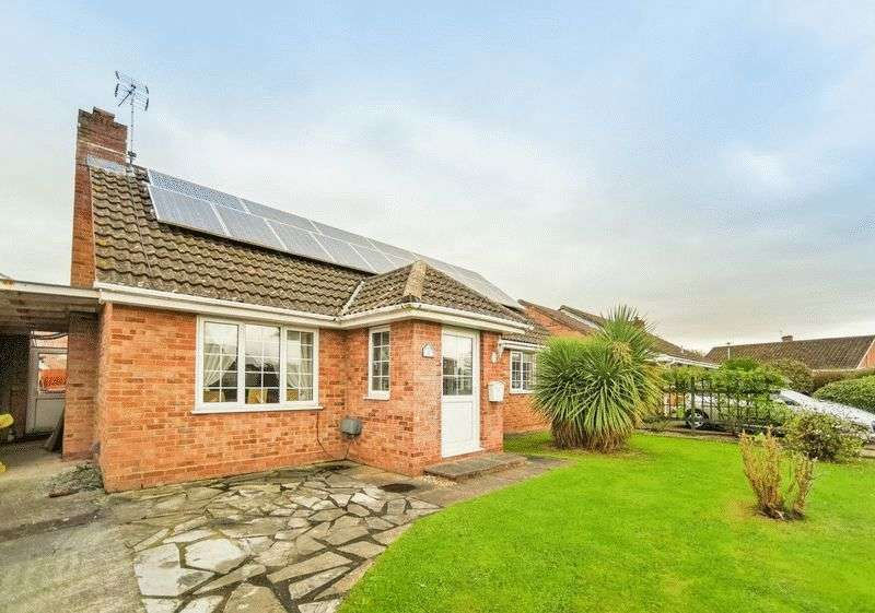 4 Bedrooms Detached Bungalow for sale in Kiln Close, Bridgwater