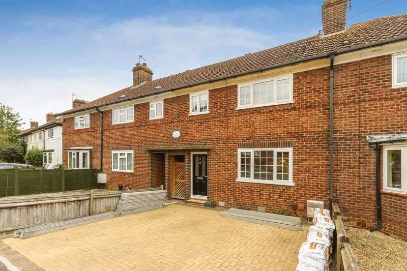3 Bedrooms Terraced House for sale in Cutteslowe, North Oxford
