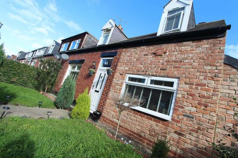 3 Bedrooms Terraced House for sale in Somerset Cottages, Silksworth, Sunderland