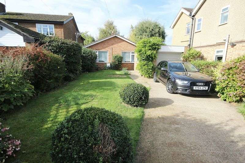 2 Bedrooms Detached Bungalow for sale in Flitwick Road, Maulden