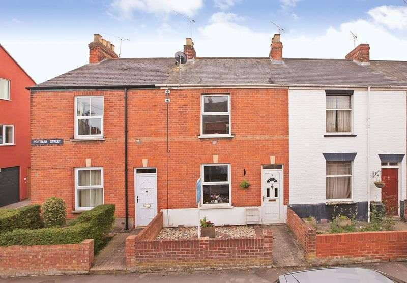 2 Bedrooms Terraced House for sale in PORTMAN STREET