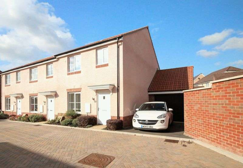 3 Bedrooms Terraced House for sale in Kemps Field, Exeter