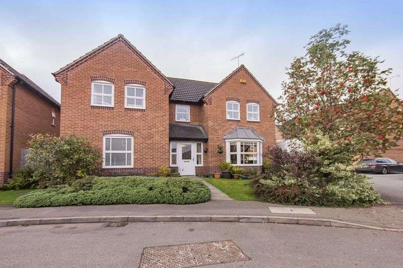 4 Bedrooms Detached House for sale in RYTON WAY, HILTON