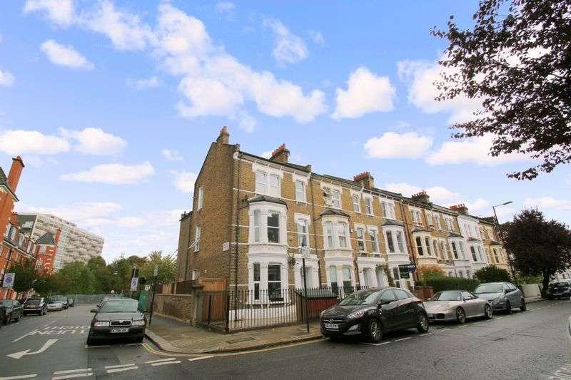 2 Bedrooms Flat for sale in Saltram Crescent, Maida Vale, London W9