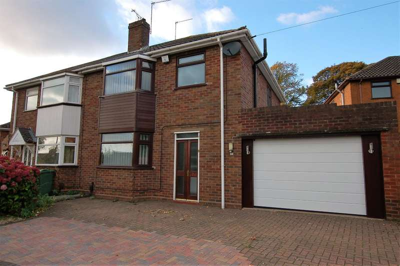 3 Bedrooms Semi Detached House for sale in Queens Crescent, Amblecote, West Midlands, DY8 4JF