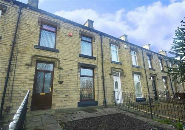 4 Bedrooms Terraced House for sale in Wakefield Road, HUDDERSFIELD, West Yorkshire