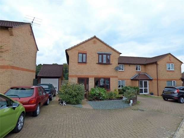 4 Bedrooms Detached House for sale in Bancroft Close, Swindon, Wiltshire