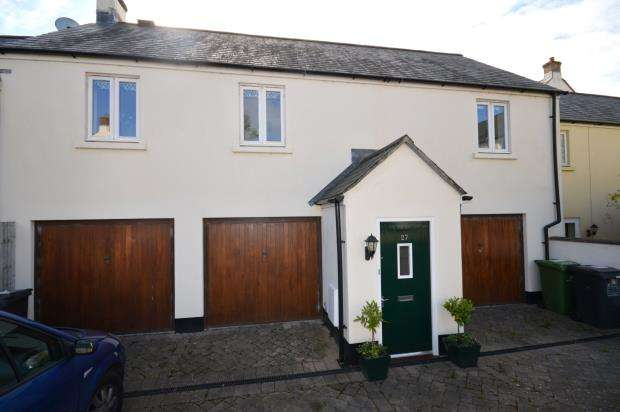 2 Bedrooms Flat for sale in Forder Meadow, Moretonhampstead, Newton Abbot, Devon