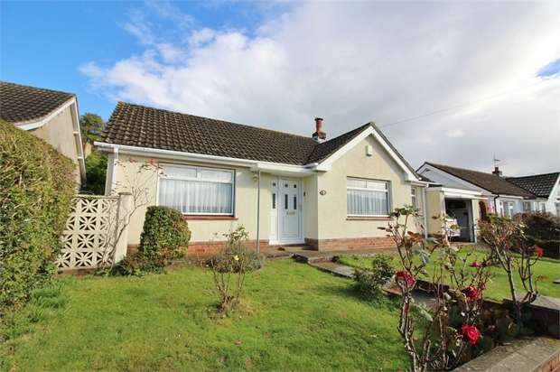 2 Bedrooms Detached Bungalow for sale in 3 Haven Way, ABERGAVENNY, Monmouthshire