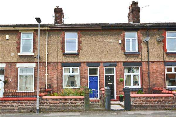 2 Bedrooms Terraced House for sale in Borron Road, Newton-le-Willows