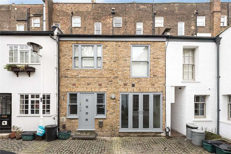2 Bedrooms Terraced House for sale in Elizabeth Mews, Belsize Park, London, NW3