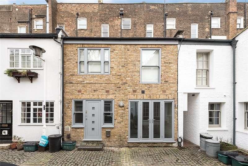 2 Bedrooms Terraced House for sale in Elizabeth Mews, Belsize Park, London, NW3
