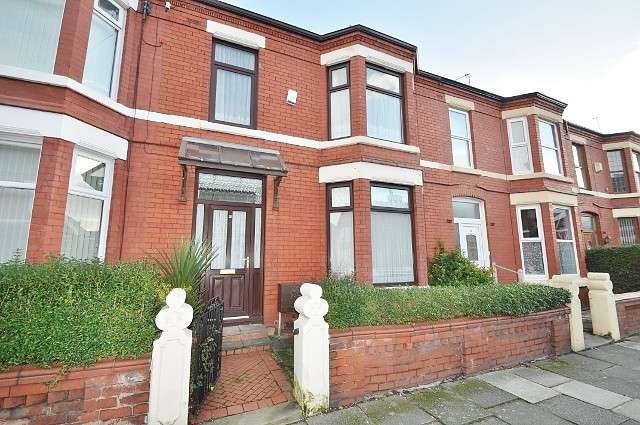 3 Bedrooms House for sale in Glyn Road, Wallasey