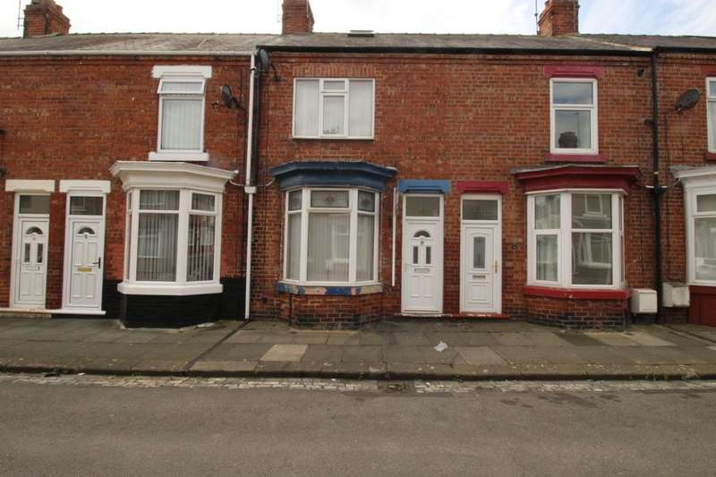 2 Bedrooms Property for sale in Wolsingham Terrace, Darlington, DL1