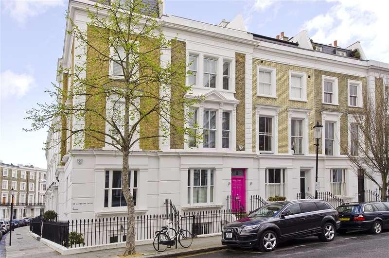 5 Bedrooms Terraced House for sale in Ladbroke Road, London, W11