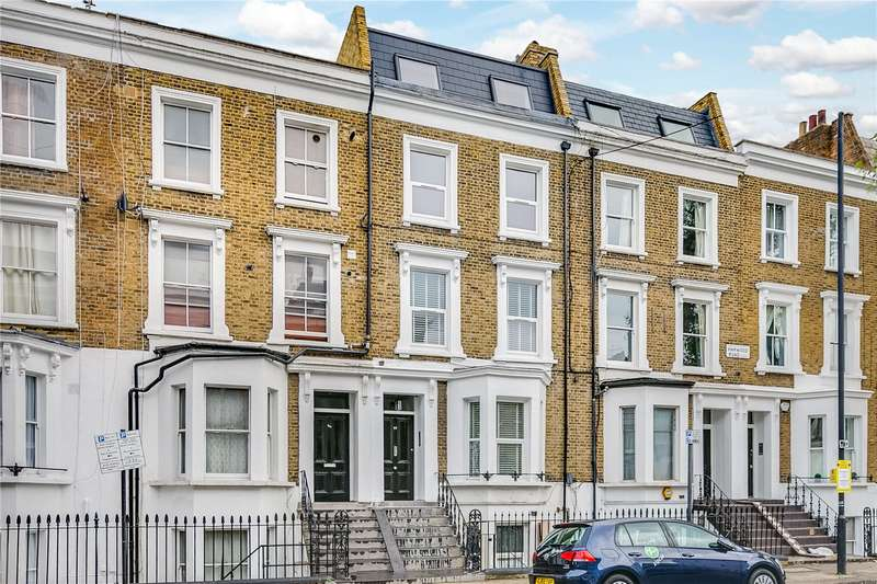 2 Bedrooms Flat for sale in Harwood Road, London, SW6