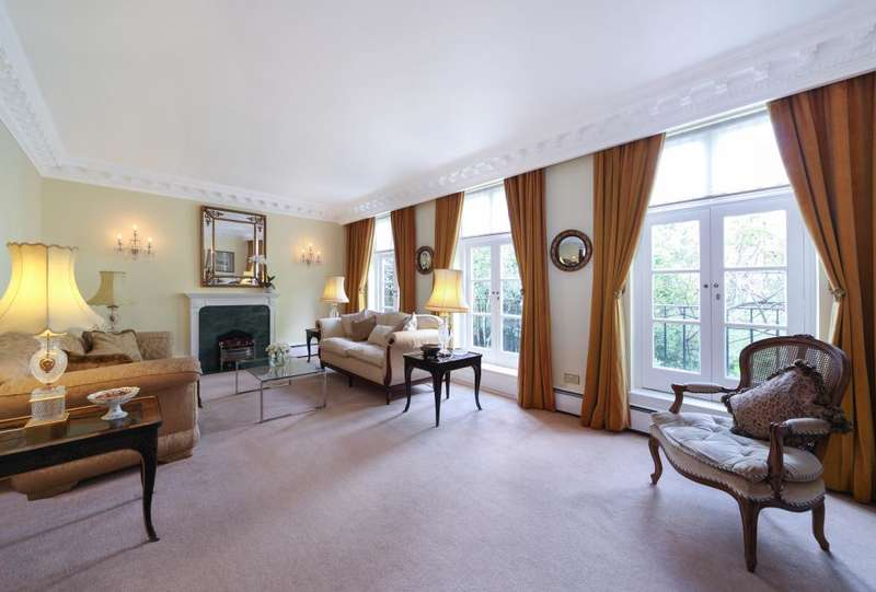 4 Bedrooms Terraced House for sale in Moncorvo Close, London, SW7