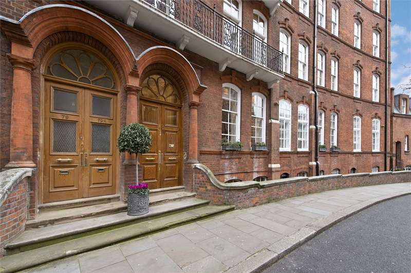 4 Bedrooms Ground Flat for sale in Albert Hall Mansions, Kensington Gore, SW7