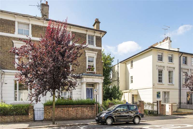 1 Bedroom Ground Flat for sale in Oval Road, London, NW1