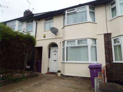 3 Bedrooms Terraced House for sale in Whitehouse Road, Liverpool, Merseyside, L13