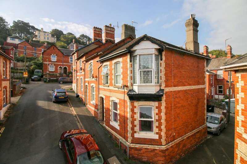 3 Bedrooms End Of Terrace House for sale in Hilton Road, Newton Abbot
