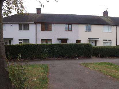 3 Bedrooms Terraced House for sale in Green Lane, Clifton, Nottinghamshire