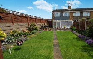 3 Bedrooms End Of Terrace House for sale in Roehampton Close, Gravesend, Kent