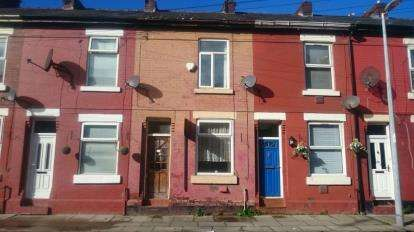 2 Bedrooms Terraced House for sale in Thornfiels St, Salford, Greater Manchester