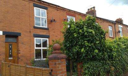 3 Bedrooms Terraced House for sale in Henry Street, Crewe, Cheshire