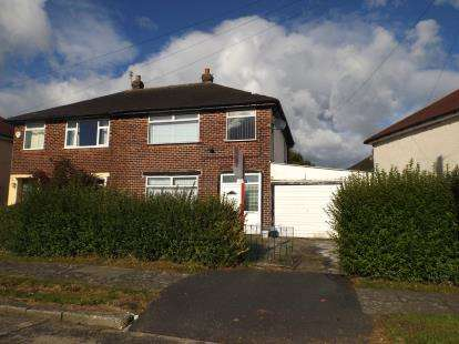 3 Bedrooms Semi Detached House for sale in Kingsway Park, Urmston, Manchester, Greater Manchester