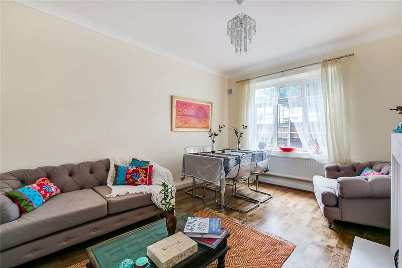 3 Bedrooms Ground Flat for sale in Anderson House, Fountain Road, SW17