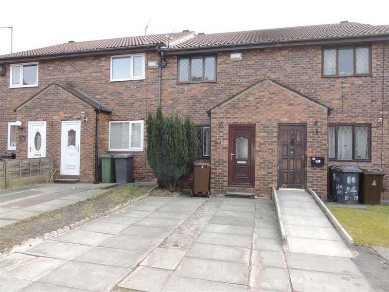 2 Bedrooms Property for sale in Hamnett Street, Droylsden, Manchester