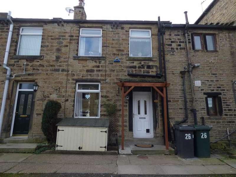 2 Bedrooms Property for sale in King Street, Skelmanthorpe, Huddersfield, HD8