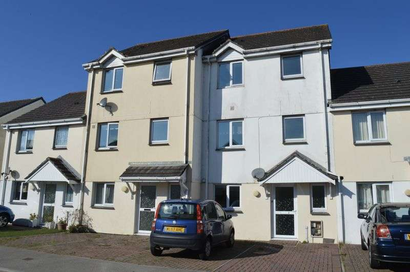 1 Bedroom Flat for sale in Springfields, St. Austell