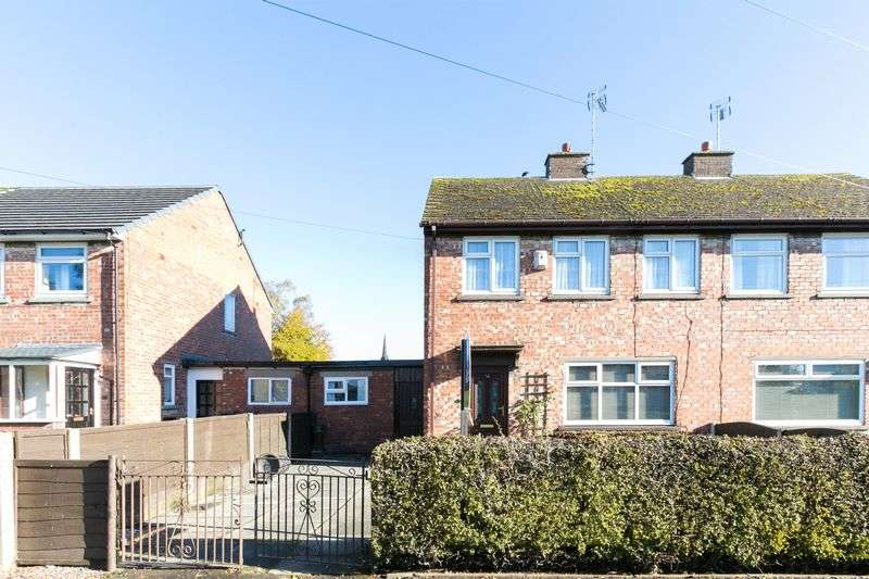 3 Bedrooms Semi Detached House for sale in Beech Avenue, Parbold, WN8 7NS