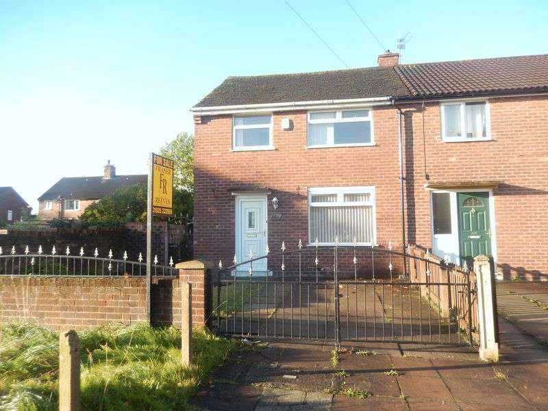 3 Bedrooms House for sale in Derbyshire Hill Road, St. Helens