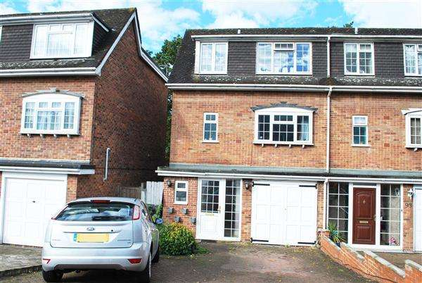 4 Bedrooms End Of Terrace House for sale in Ardmore Lane, Buckhurst Hill
