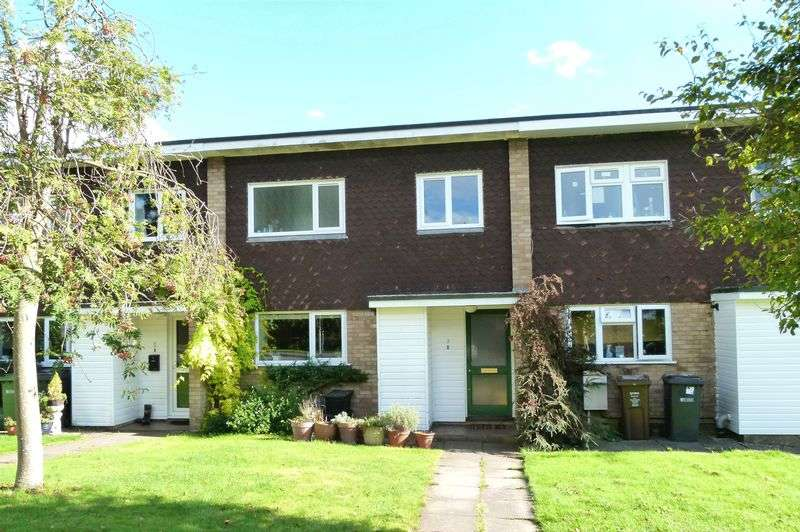 3 Bedrooms Terraced House for sale in Meadowcroft, St. Albans